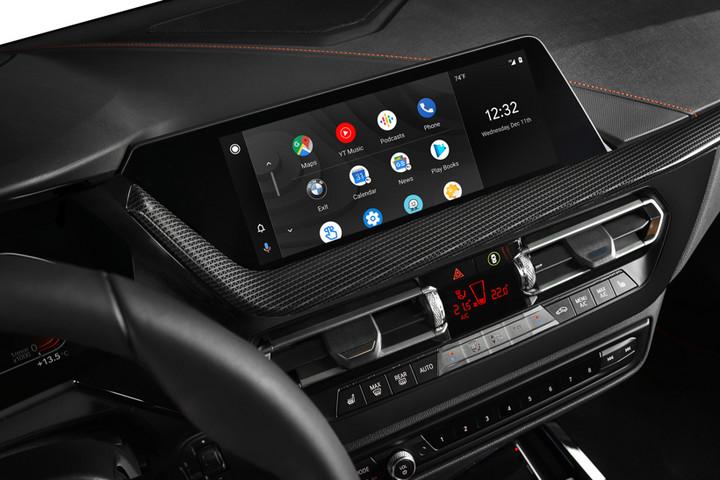 黑科技,前瞻技术,宝马汽车,宝马安卓,宝马安卓汽车系统,宝马Android Auto,汽车新技术