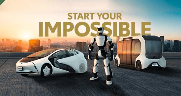 前瞻技術,豐田自動駕駛,豐田乘用車自動駕駛,豐田商用車,豐田TRI-AD