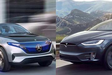 失衡的美国新能源汽车市场,吓跑了奔驰EQC