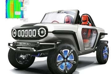 铃木为电动汽车申请喷气式飞机声音专利 或在印度推首款电动汽车