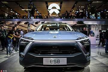 蔚来将推出ES8中控大屏升级服务,老车主只需付差价即可实现