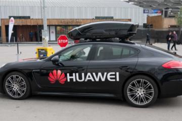 外媒:华为最早2021年推出自动驾驶汽车