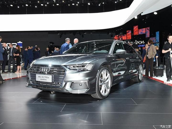 一汽-大众奥迪 奥迪A6L新能源 2019款 55 TFSIe quattro