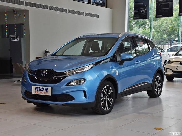 北汽新能源 北汽新能源EX3 2019款 R600 劲风版