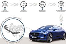 捷豹路虎合作巴斯夫 回收塑料制成高档汽车材料