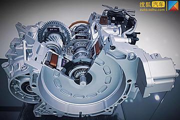 换挡时间缩短30% 现代发布混动汽车主动换挡控制技术