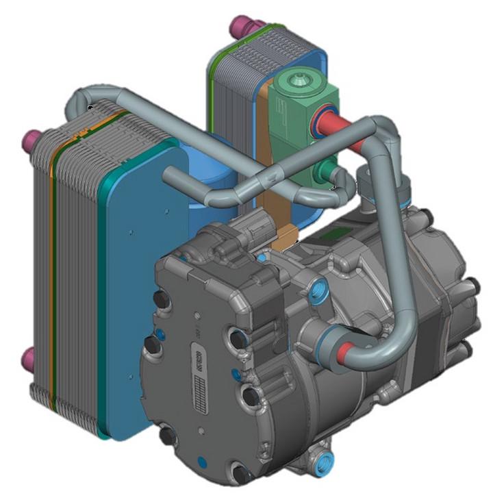 夏日續航提升20% 馬勒宣布集成式熱治理系統