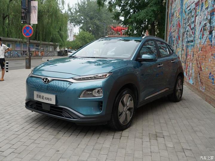 北京现代 ENCINO 昂希诺新能源 2019款 基本型