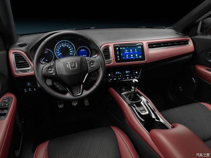本田(进口) 本田HR-V 2019款 Sport 欧版