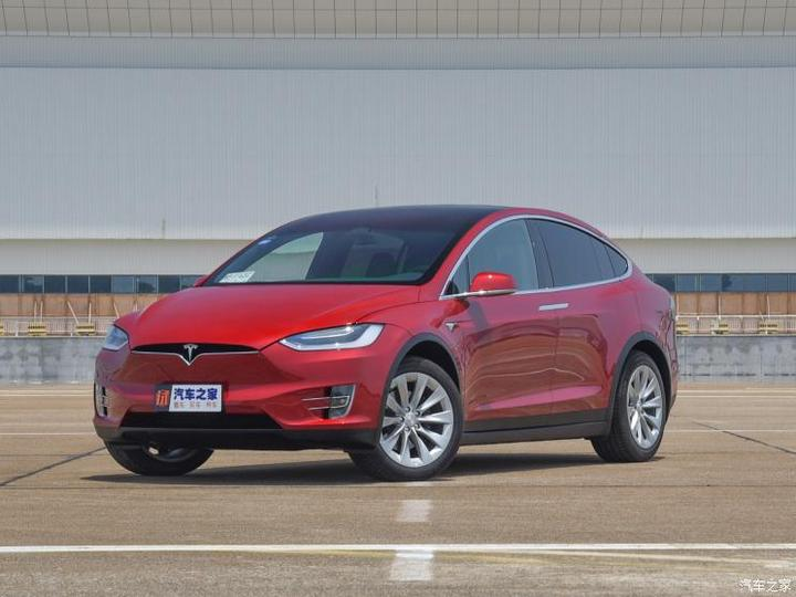 特斯拉(进口) Model X 2019款 长续航版