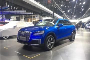 抢占豪华小型SUV市场,奥迪Q2L e-tron成都亮相