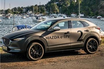马自达将推纯电动车型 对标现代昂希诺有胜算吗