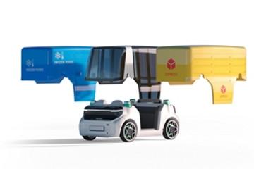 舍弗勒展示新一代线控技术及Schaeffler Mover