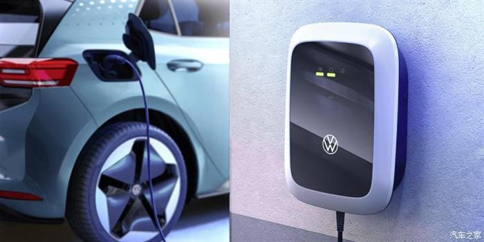电动汽车,大众,大众壁挂式充电器