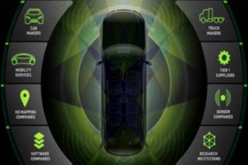 英伟达软件堆栈集成Ouster激光雷达 计划2022年将商业化自动驾驶汽车推向市场
