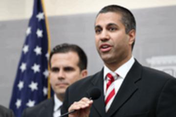FCC主席谈5G部署障碍:高成本 频谱有限