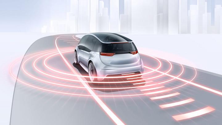 黑科技,前瞻技术,自动驾驶,博世,博世自动驾驶,博世车用级激光雷达