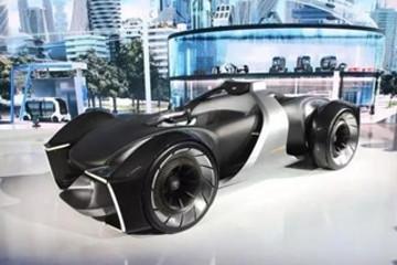 出行生态,飞行概念车,CES的汽车黑科技