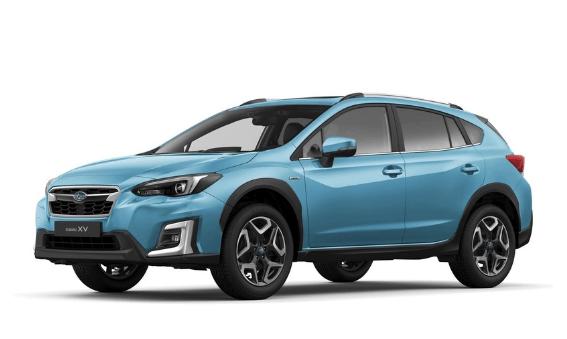 斯巴魯2035年將全部電動化 與豐田共同研發SUV