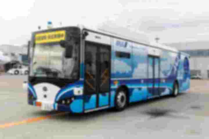 全日空与比亚迪等车企合作研发自动驾驶电动巴士