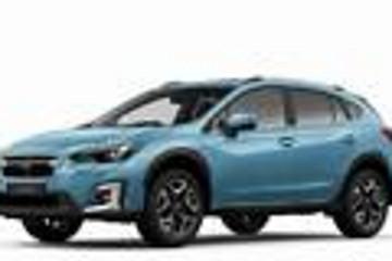 斯巴鲁2035年将全部电动化 与丰田共同研发SUV