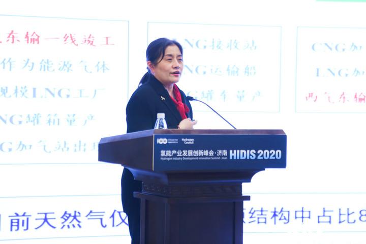 HIDIS 2020 |国富氢能魏蔚:氢能储能更具规模效应,或逐步成为中国特色