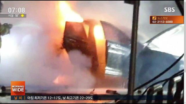 标题:车圈|电动汽车火灾事故频发导致市场担忧 或阻碍全球汽车电动化进程