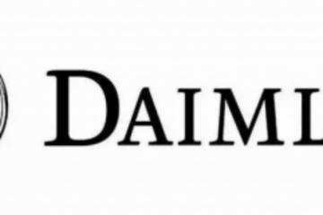 戴姆勒三季度销售额同比下降6.9% 未来十年中国仍是最重要市场