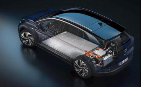 一汽大众,ID.4下线,大众新能源汽车