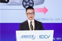 SAECCE 2020 | 日产中国佐佐木 博树:到2050年,日产二氧化碳排放量要比2000年减少90%