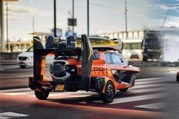 全球首輛飛行汽車獲批上路 吉利、小鵬均有相關布局
