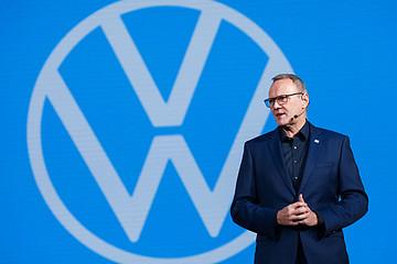 冯思翰:五年内大众汽车将成中国新能源车首选品牌