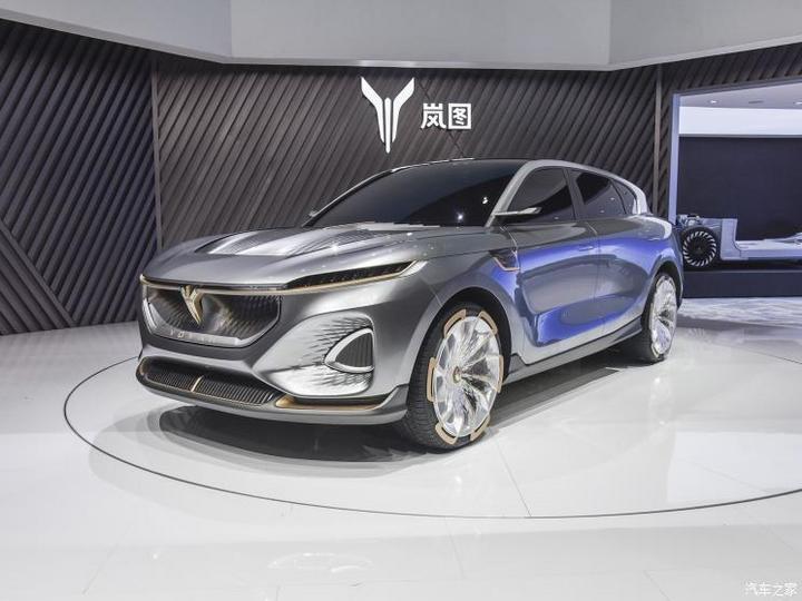 岚图汽车 岚图FREE 2020款 iFree概念车