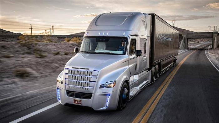 戴姆勒联手waymo,研发L4级自动驾驶卡车