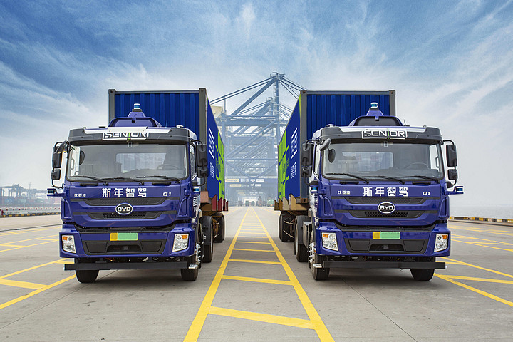 36氪首发 |「斯年智驾」获数千万人民币种子轮投资,试运营港口无人集卡运输