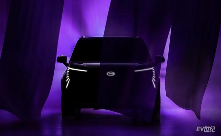 广汽新能源将发布新纯电动SUV车型