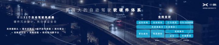 小鹏汽车:发布P7鹏翼版,明年将推出首款搭载激光雷达的量产车,下一代自动驾驶软硬件将大幅升级