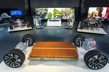 千亿重金押注新能源 跨国车企电动化锋芒已现
