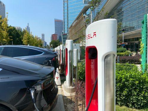 特斯拉充电桩拟国产化 新工厂计划明年2月上海建成