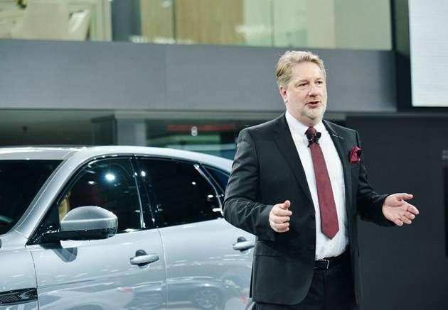 李大龙:新品助攻 捷豹路虎强势增长将延续至2021年