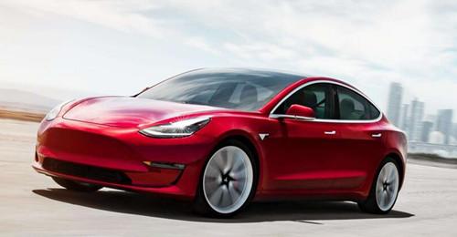 首批国产特斯拉Model 3已运抵欧洲港口 即将开始交付