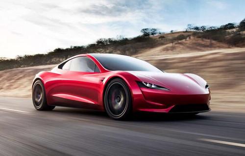 马斯克:特斯拉新一代Roadster超跑将提供特殊配色