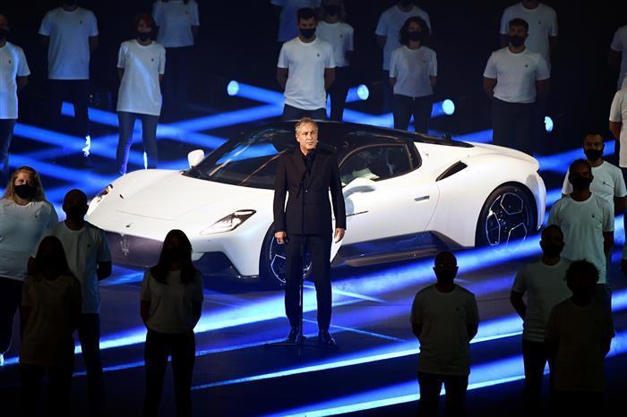玛莎拉蒂CEO:未来五年,所有新车将实现电气化转型
