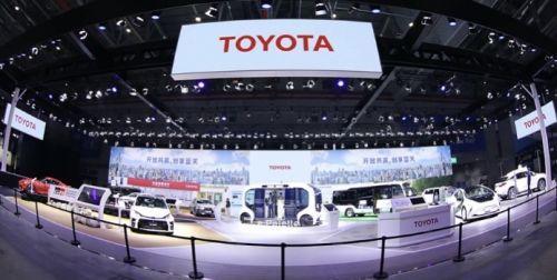 丰田10月全球销量为84.7万辆 中国市场需求增长较大