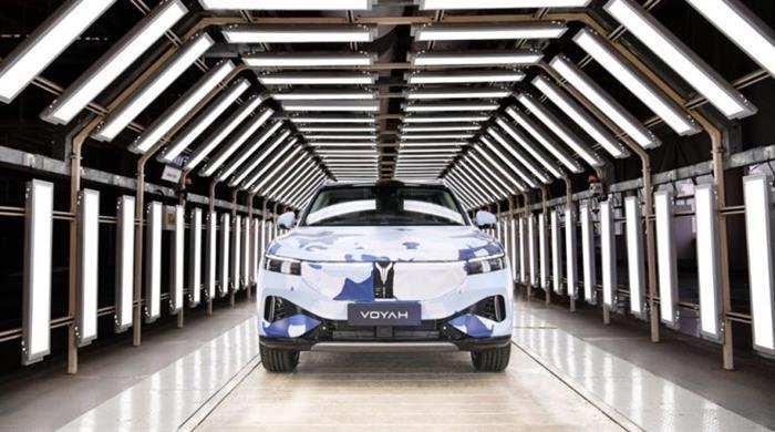 岚图汽车首款量产车预生产下线,预计于2021年第三季度上市