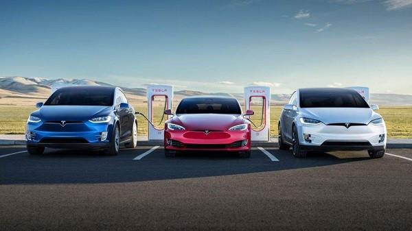 电动汽车,新势力造车,小鹏,特斯拉