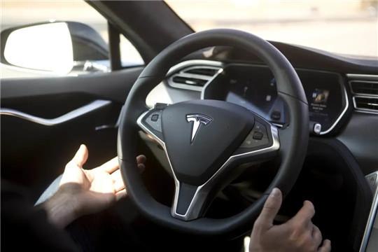 新势力造车,特斯拉,特斯拉,自动驾驶