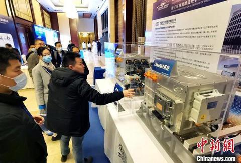利好政策不断 中国氢燃料电池汽车将迎春天