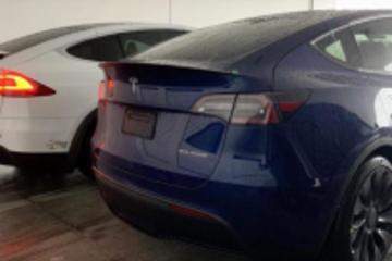 特斯拉Model 3成10月全球最暢銷電動汽車 Model Y排名第三