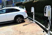 上海计划未来5年新增充换电设施30万个